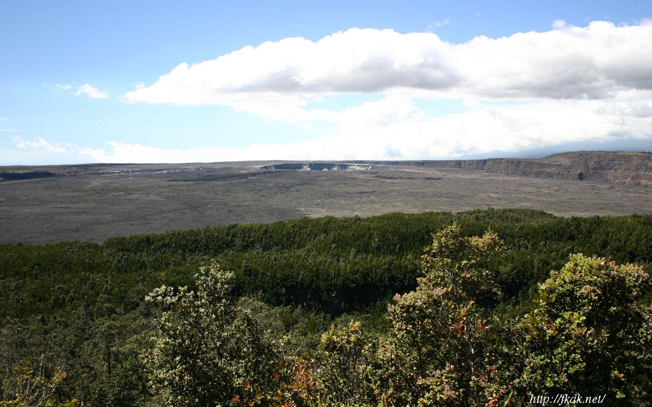 キラウエア山
